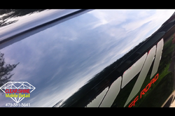 z71 Paint correction after