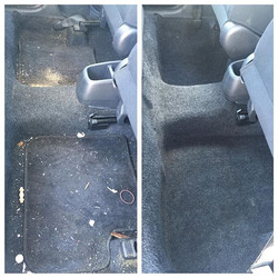 Professional automotive detailing serving NorthWest Arkansas! We come to you! _Before & After__#clea