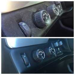 It's all about the details _ Interior detailing before and after _Clear Shine Mobile Detail_Serving