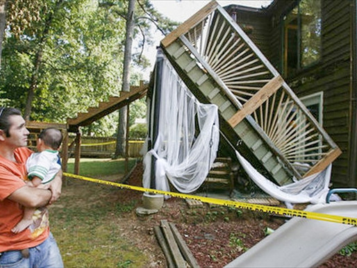 How to Avoid Deck Collapse
