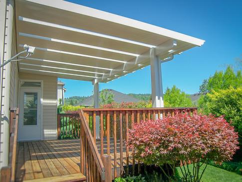 Alumawood Pergola Porch Cover