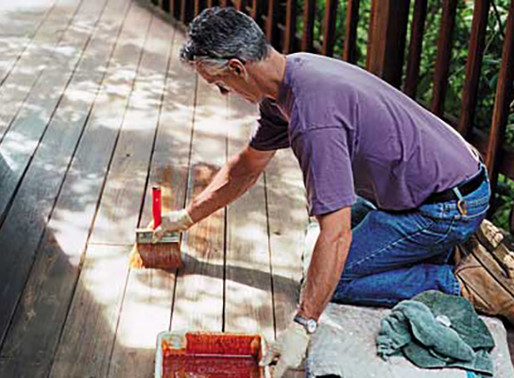 Spring Clean Your Deck Without Damaging It