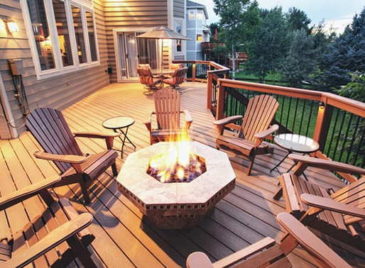 Keeping Warm with Fire Pits: Outdoor Living During Winter