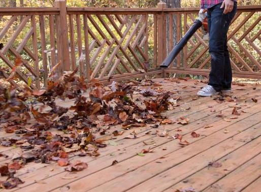Winterize and Protect Your Deck