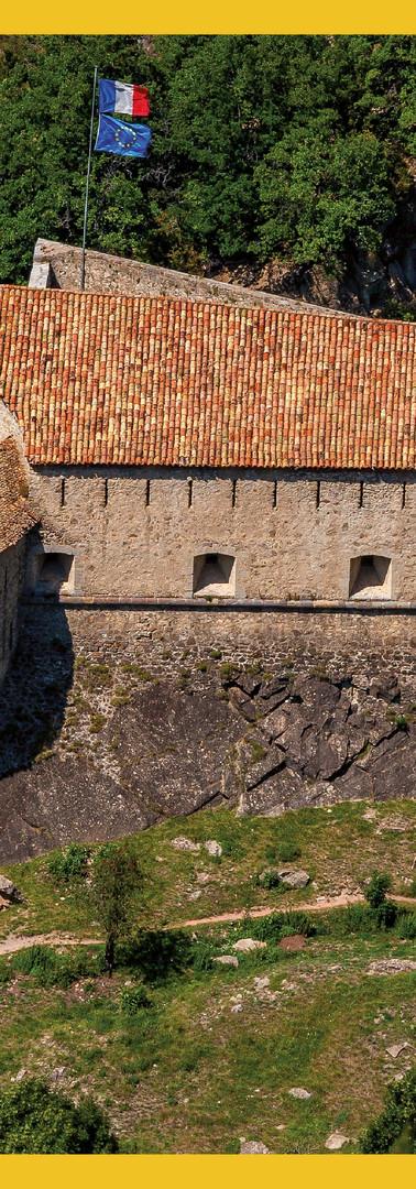 Le fort de Savoie en été