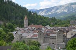 Vue du Fort de Savoie