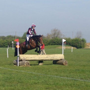 A7 HT Qualifiers - Tina Kavanagh and CVS Dixie Chick