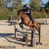Arena Eventing 21.10.18 - Zoe Thrower