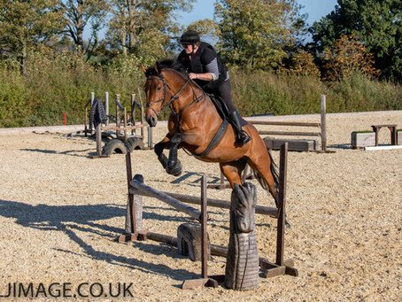 Arena Eventing Training