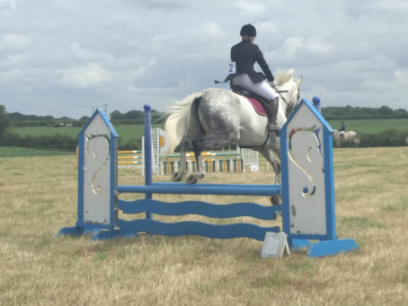 Area 7 Summer Style & Show Jumping Qualifiers