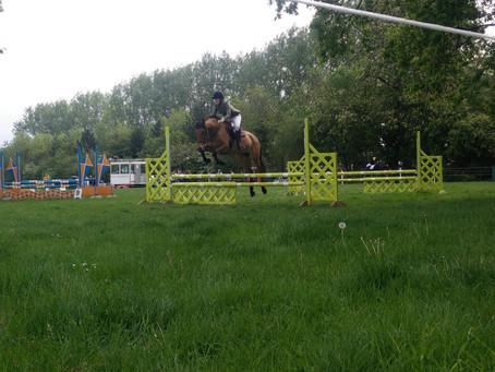 Rockingham International Horse Trials - Team Jumping