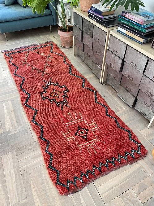 Boujad 231x80 cm.