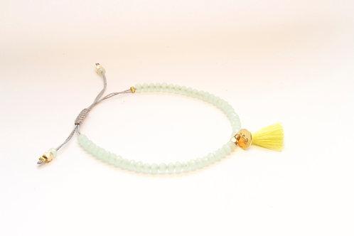 New Mallorca Aqua armbånd