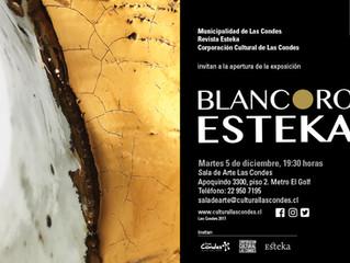 Exposición Blancoro Esteka