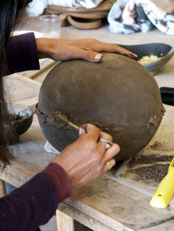 construcción de esferas