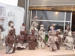 """""""La figura en barro"""" con Cristina Córdova"""