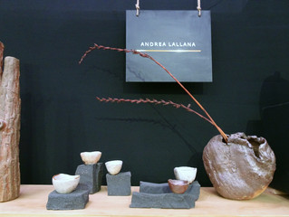 Andrea Lallana en Pura Cerámica 2017