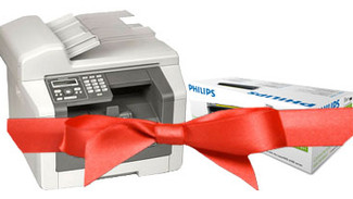 Получи подарок к каждому устройству оригинальный картридж Philips PFA 831 для PHILIPS MFD 6135D/6170