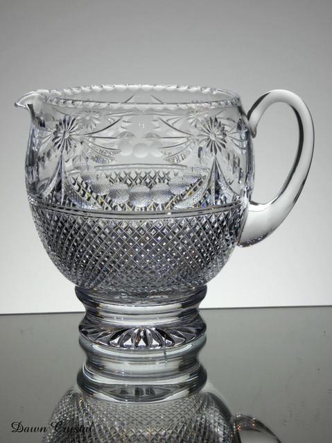 large jug size 7 x 8 inches £200.00 unique