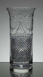 Cylinder Vase  Beaconsfield  Size 25.5 x 13 cm  £125.00