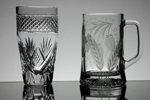 Tankards & Beer Glasses From £25.00