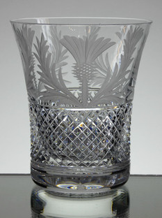 Old Style Whisky Scotish Thistel Size 11 x 9.5 cm £35.00 Each