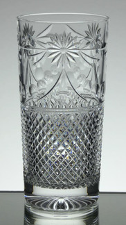 24% Lead Crystal Highball Gin Glass £30.00 Size 15 x 7 cm call to buy
