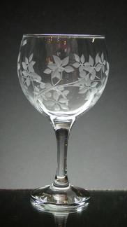 small gin glass