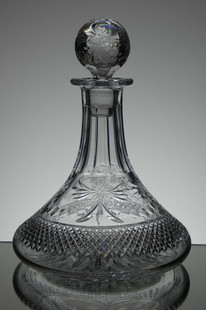 Ships Decanter Beaconsfield  Size 25.5 x 20 cm £175.00 4 only