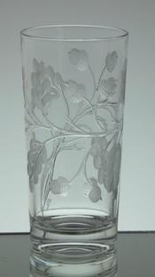 Highball Acorn Pattern Size 15 x 7 cm £35.00 each