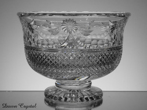 Large Bowl / Punch Bowl Beaconsfiled  Size 19 x 25 cm £200.00 Slight Second