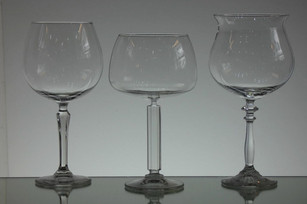 Selection Of Plain Glasses From £15 contact us for more information