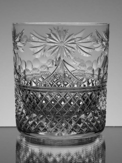 24% Lead Crystal Whisky Glass Hand Cut In Beaconsfield Pattern £30.00 Each Size 9.5 x 8.5 cm