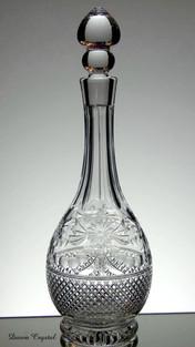 Unique tall neck wine decanter size 15 x 5 inches £200.00
