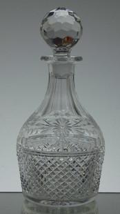 Brandy Decanter  Beaconsfield Szie 26 x 12 cm £95.00