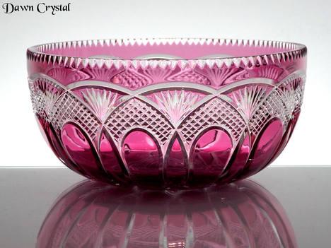 Ruby Cased Web Corbett Bowl