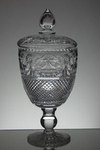 Lidded Vase / Chalice Beaconsfiled  Size 39 x 18 cm £400.00 Unique