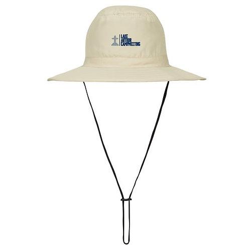 The Boat Driver Brim Hat