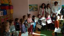 Przedszkole Motylek w programie polityki zdrowotnej