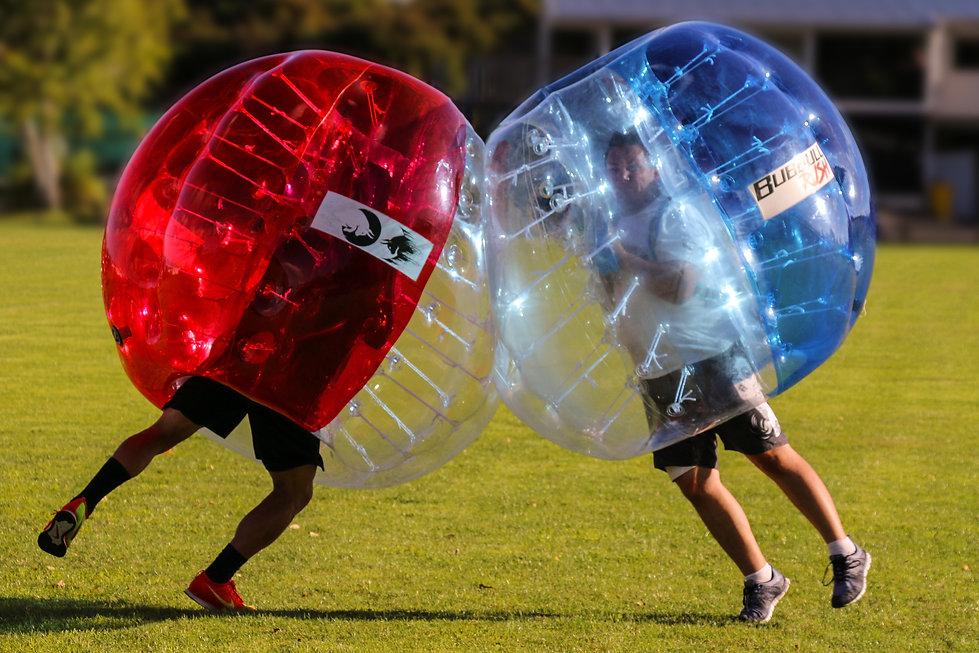 BubbullRush Bubble soccer