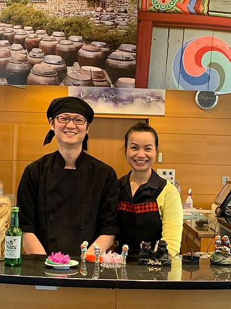 Ye Syk und Hong, Restaurant DaOn