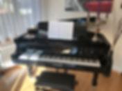 Boogie-Woogie & Blues Unterricht bei Norbert Lang