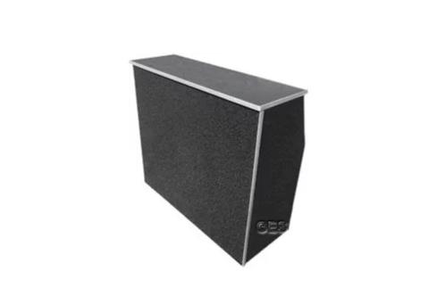 4ft Laminate Foldable Bar Color Granite.