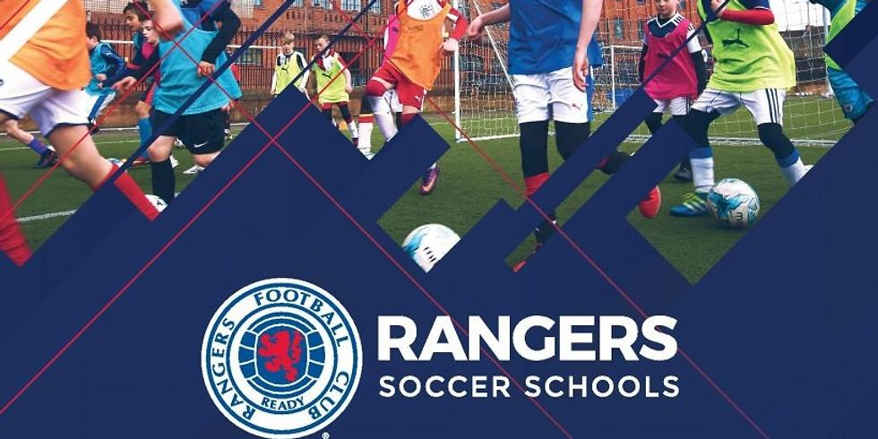 Rangers FC Soccer School