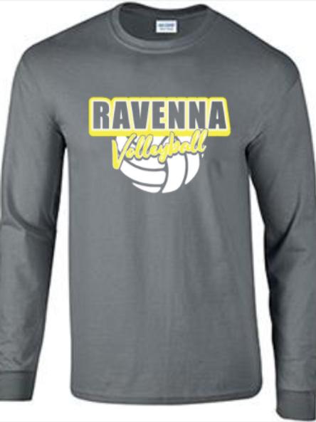 Ravenna VB Gildan LS