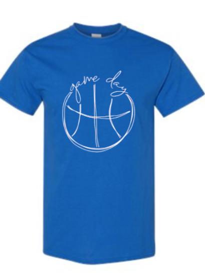 Ravenna Basketball T-Shirt - Gildan