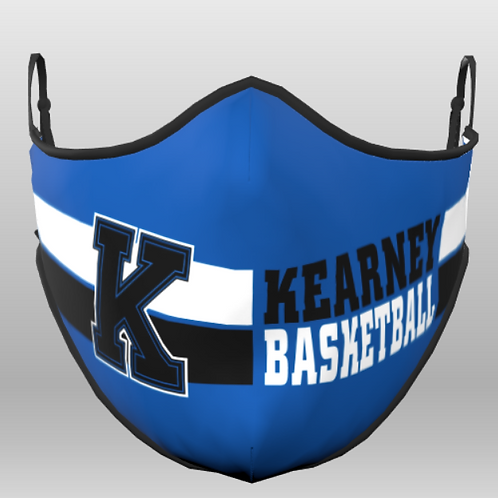Kearney Basketball Mask