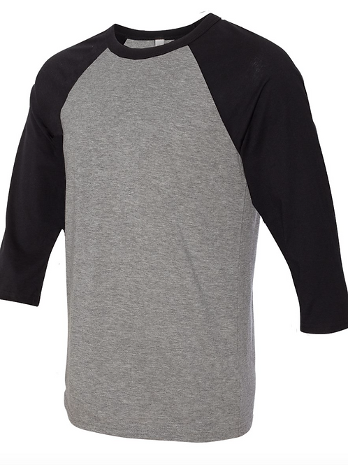 Canvas Raglan T-Shirt