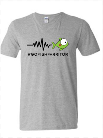 Go Fish Farritor V-Neck