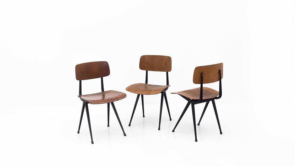Friso Kramer Result Stühle aus der 1. Edition